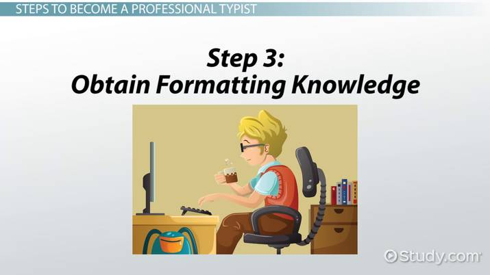 Become a Professional Typist: Education and Career Roadmap