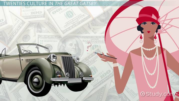 The Time Period of The Great Gatsby - Video & Lesson