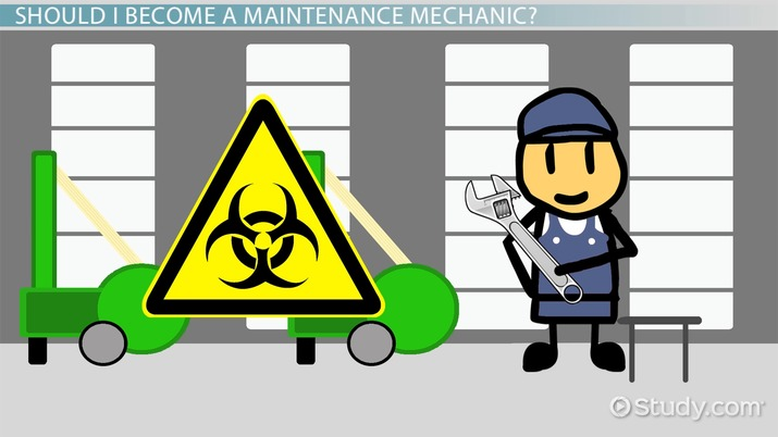 Become A Maintenance Mechanic Education And Career Roadmap