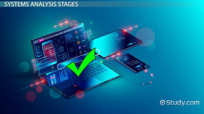 What Is System Analysis In Software Engineering Video Lesson Transcript Study Com