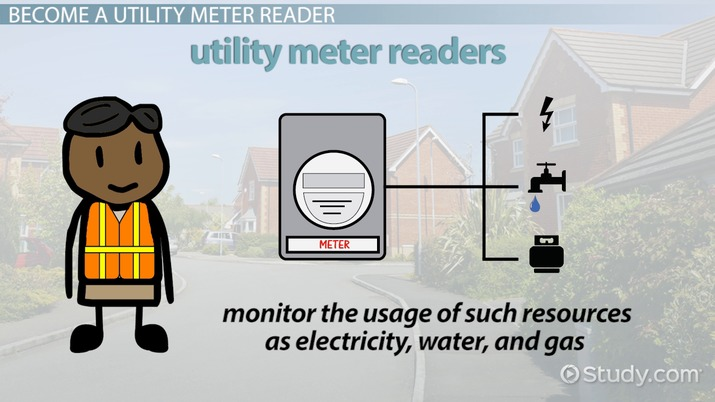 Be A Utility Meter Reader Education And Career Information
