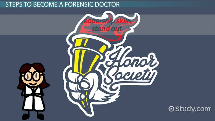 Become A Forensic Doctor Education And Career Roadmap