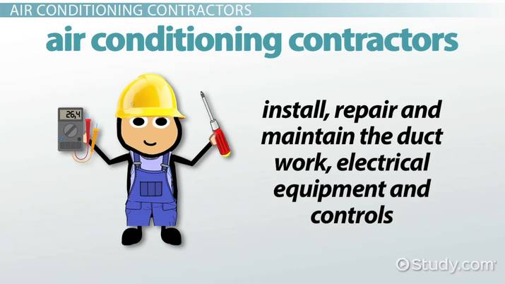 Become an Air Conditioning Contractor: Step-by-Step Career Guide