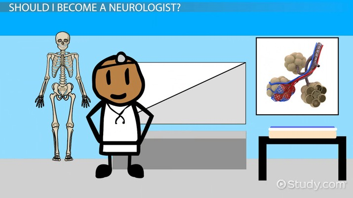 What do you need to become a neurologist