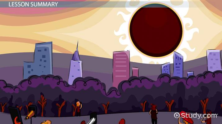 Solar Eclipse Lesson for Kids: Definition & Facts - Video ...