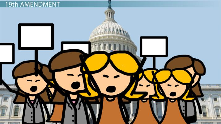Voting Rights Amendments Of The Us Constitution Video Lesson