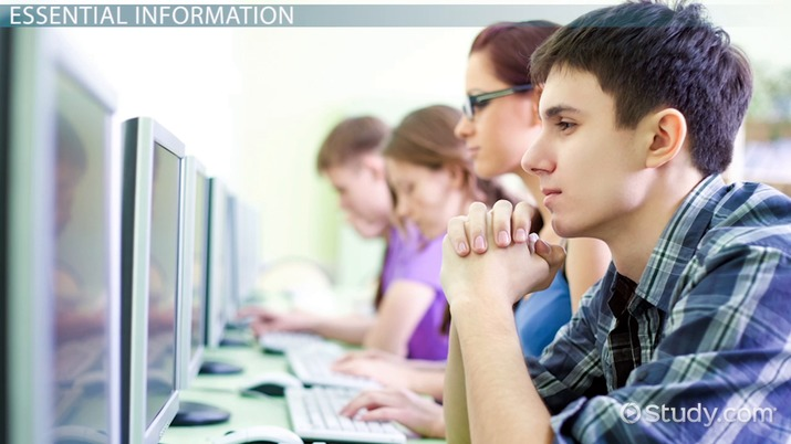 Data Entry Courses, Classes and Certification Programs