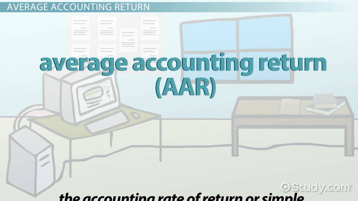 Average Accounting Return: Definition & Weaknesses