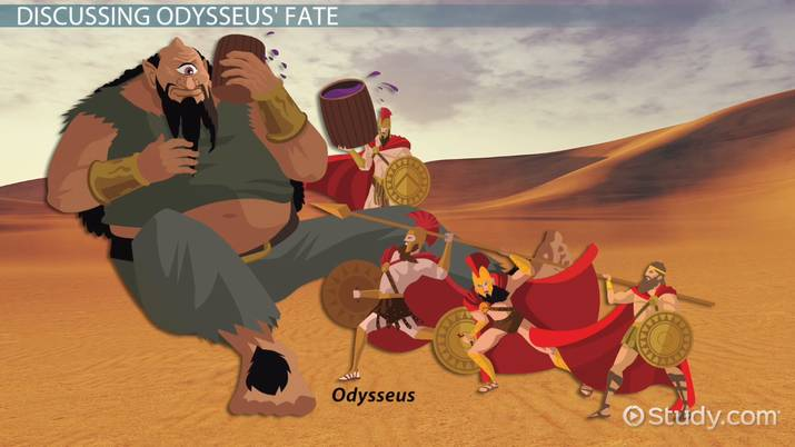 the odyssey introduction summary