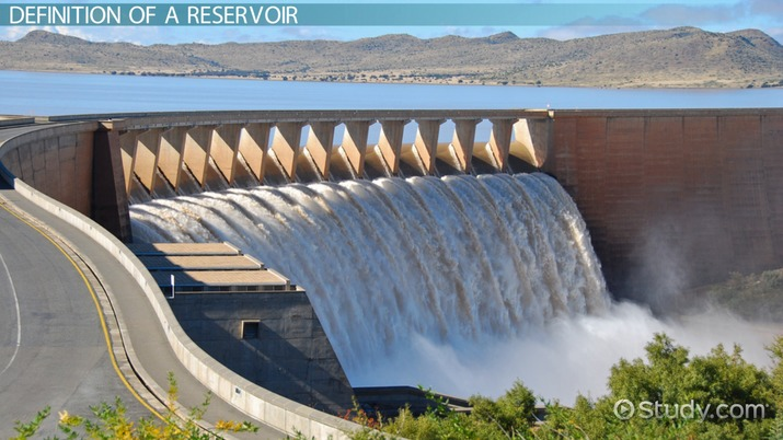 what is a reservoir definition formation characteristics