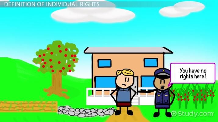 What Are Individual Rights Definition Examples Video
