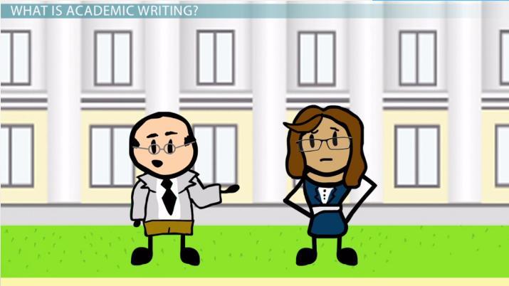 academic writing definition