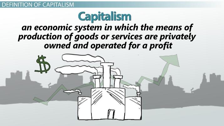 What is Capitalism? - Definition & Examples - Video & Lesson