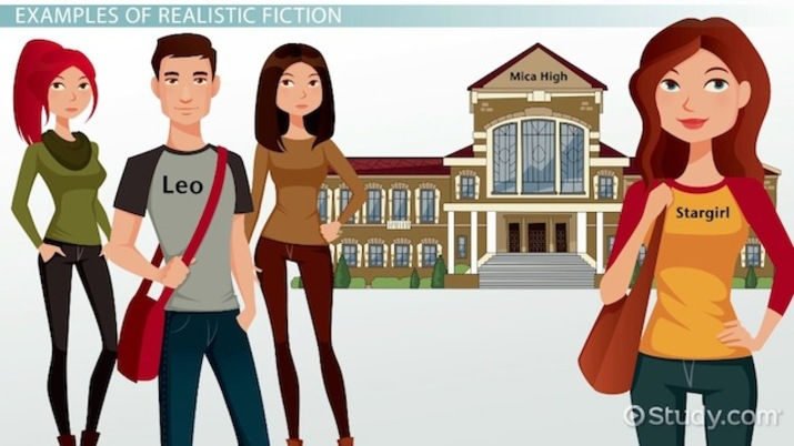 What Is Realistic Fiction Definition Characteristics