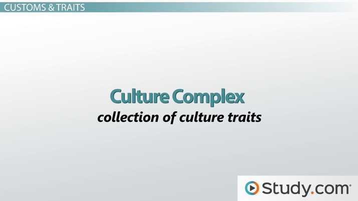 What Makes A Culture Vocabulary Video Lesson