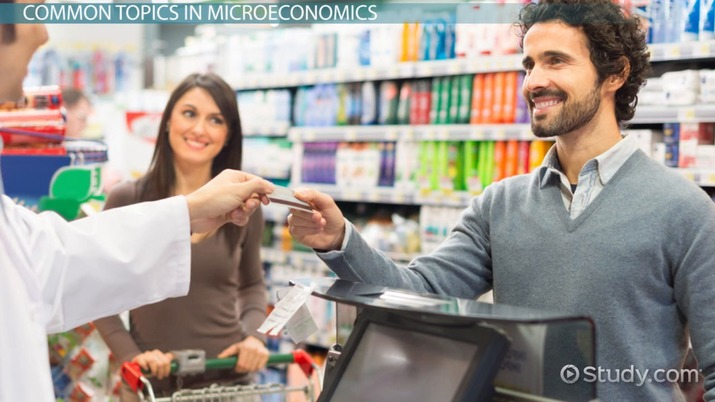 What Is Microeconomics? - Definition & Topics
