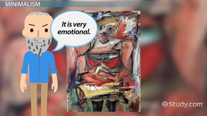 Minimalist Art: Definition, Characteristics & Famous Painters