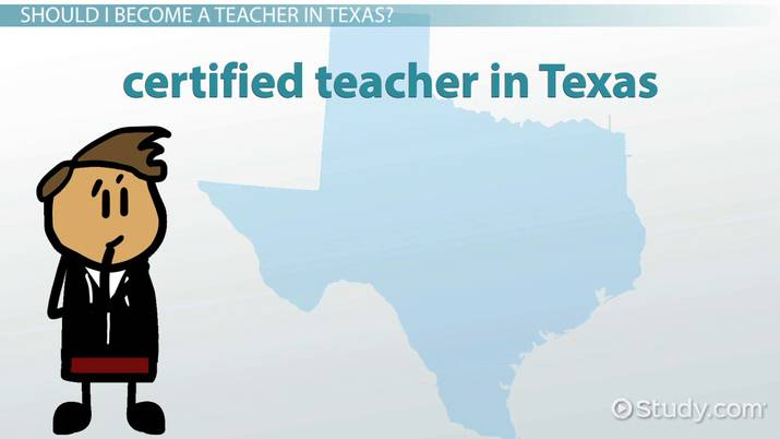 Texas Teacher Qualifications Steps To Becoming A Texas Teacher