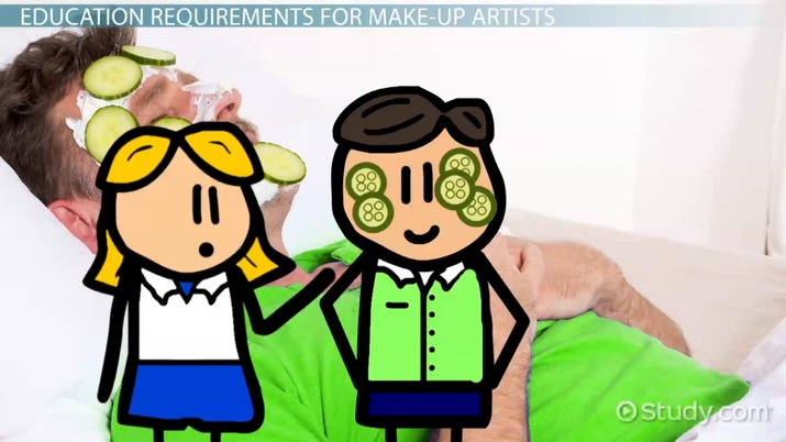 Make-Up Artist Education Requirements and Career Information