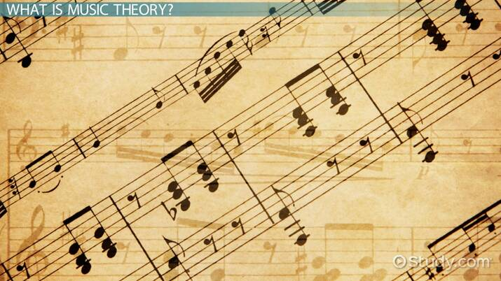 What is Music Theory? - Definition, Terms & History