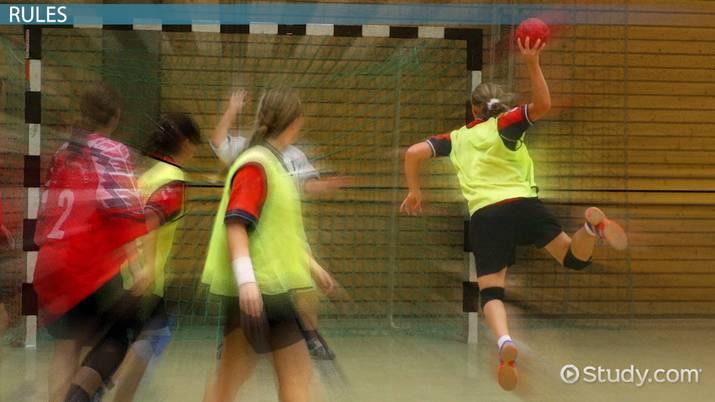 Team Handball: Techniques, Equipment & Rules - Video