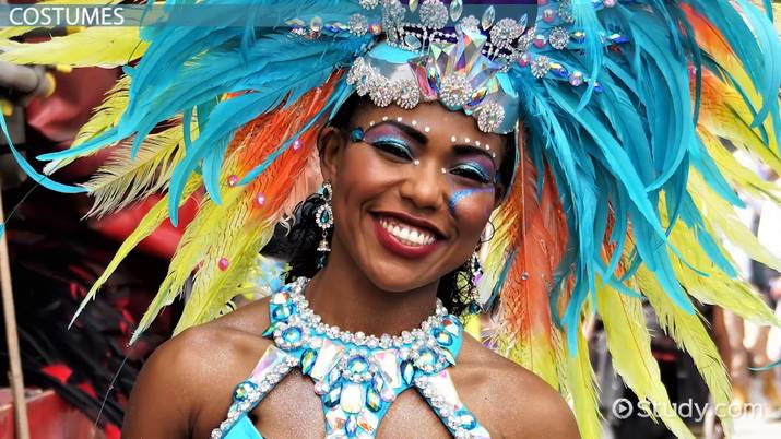 Brazilian Carnival Facts Lesson for Kids