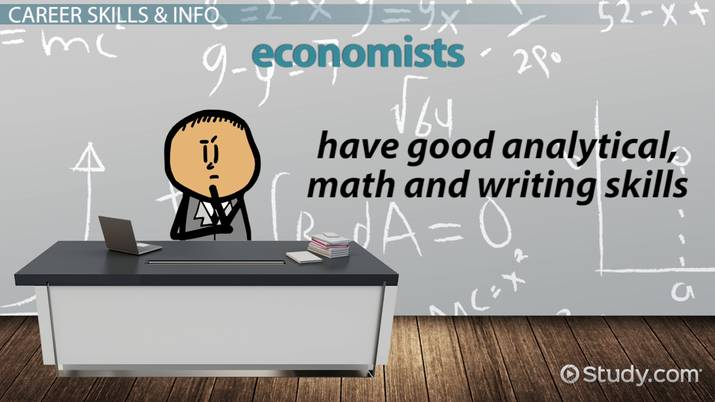 Become An Economist Education Requirements And Career Info