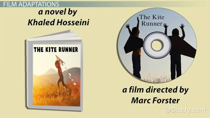 the kite runner movie vs book