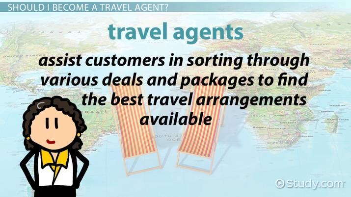 becoming a travel agent | education and career roadmap