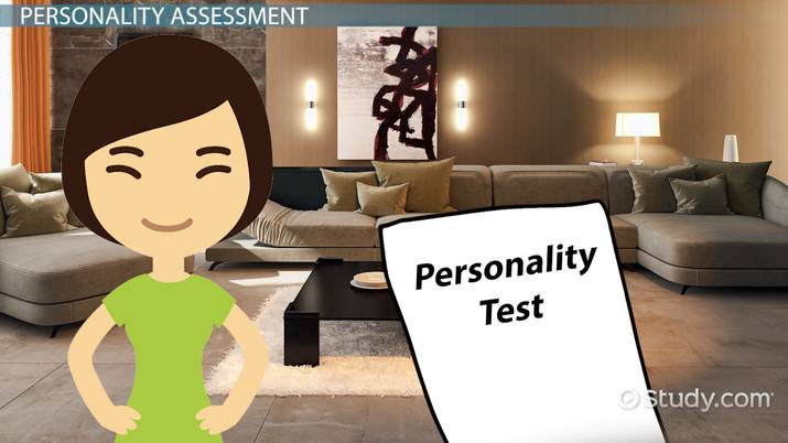 Personality Assessment: Psychological Use & Predictions