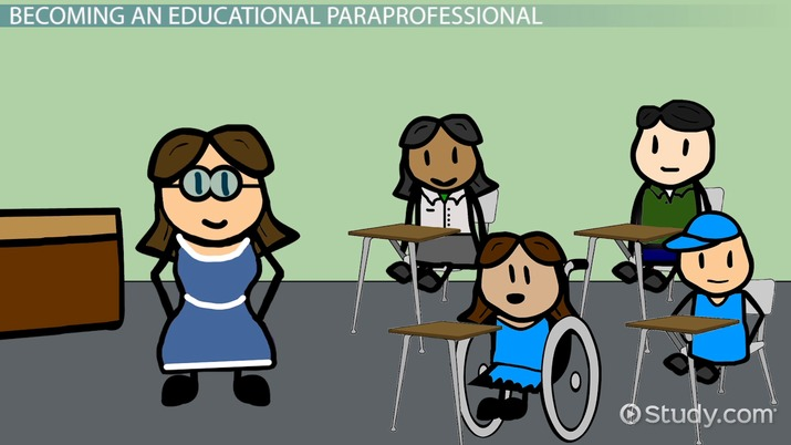 How To Become An Educational Paraprofessional Career Roadmap