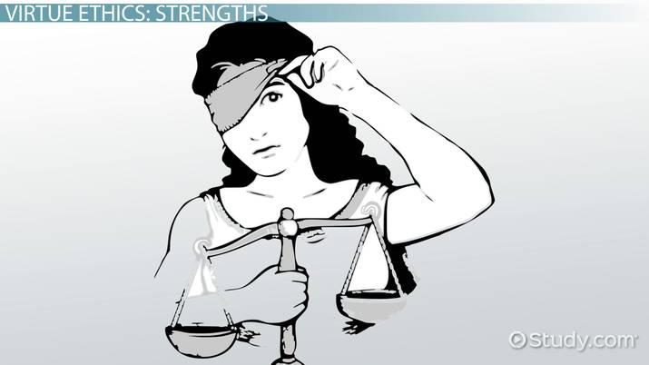virtue ethics  strengths  u0026 weaknesses