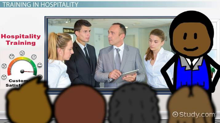 Importance Of Training In The Hospitality Industry Video Lesson