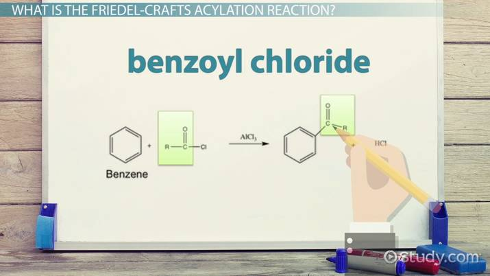Acylation: Mechanism & Reaction - Video & Lesson Transcript | Study com