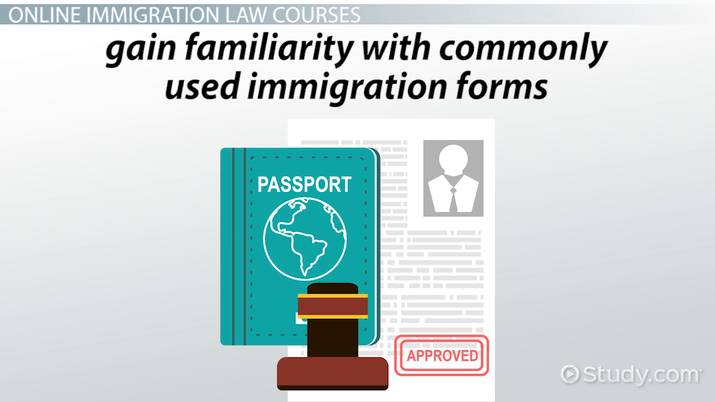 online courses in immigration law
