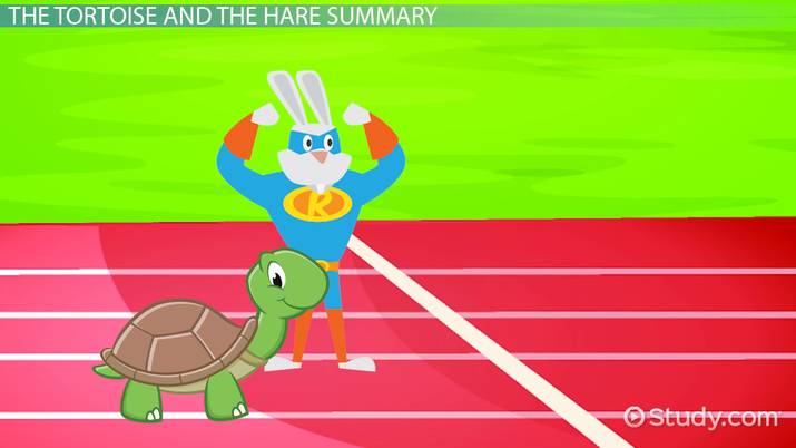 Summary Of The Tortoise The Hare Video Lesson Transcript