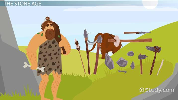 The Paleolithic Age in India - Video & Lesson Transcript