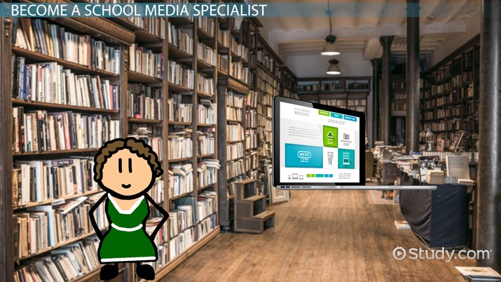 Become a School Media Specialist: Education and Career Roadmap