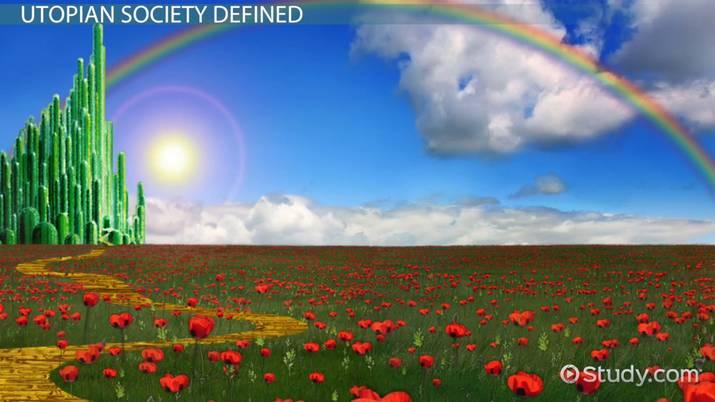Characteristics Of A Utopian Society Video Amp Lesson