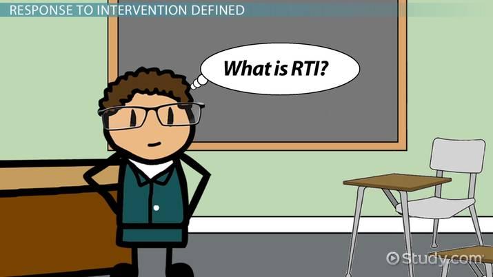 Study Rti Practice Falls Short Of >> Rti Strategies For Math Video Lesson Transcript Study Com
