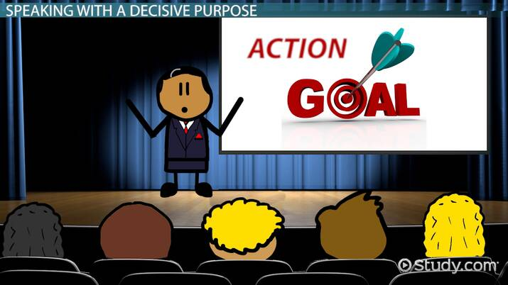 Monroe's Motivated Sequence for Persuasive Speech - Video