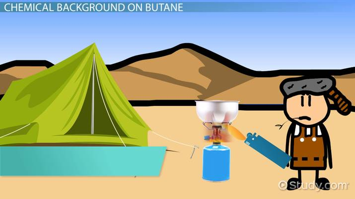 Butane: Definition, Properties & Formula - Video & Lesson Transcript