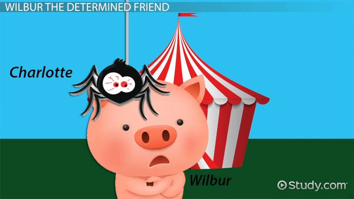 Wilbur the Pig in Charlotte's Web: Character Description & Analysis