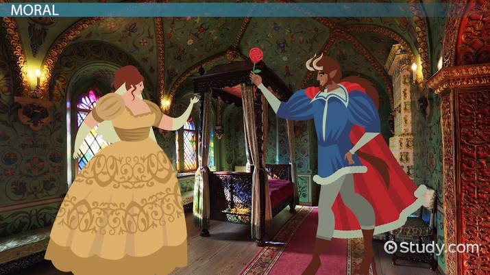beauty and the beast moral value