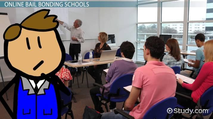 Online Bail Bonding Courses and Training Programs