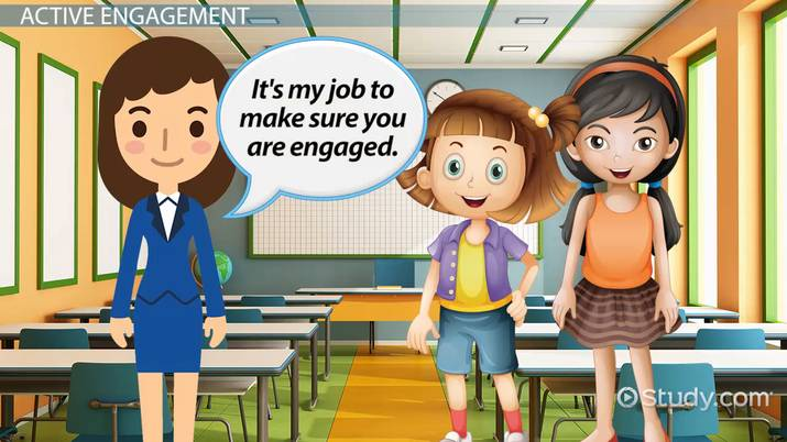Cool Student Engagement Strategies Video Lesson Transcript Download Free Architecture Designs Scobabritishbridgeorg