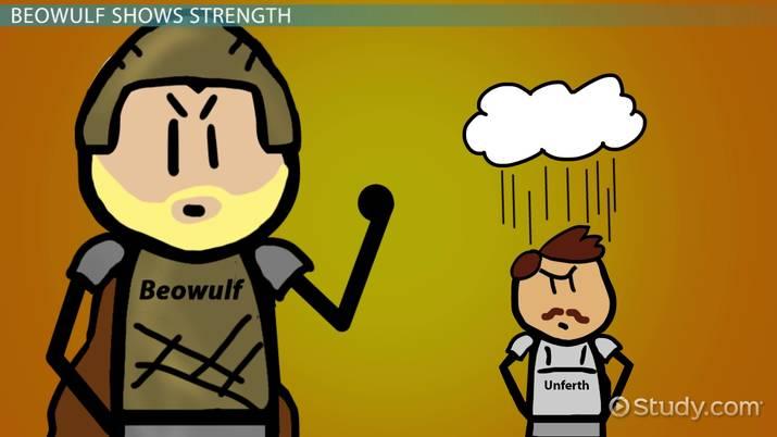 beowulf short story summary