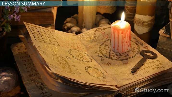 What is Witchcraft? - Definition, History & Types - Video & Lesson