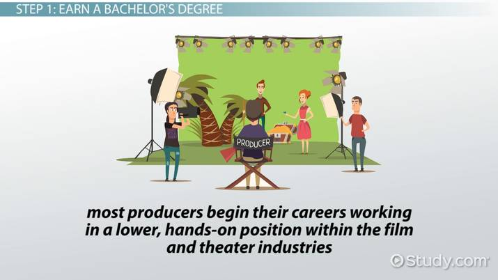 How to Become a Producer: Step-by-Step Career Guide