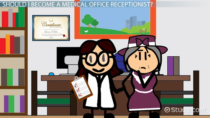 How to Become a Receptionist in a Medical Office